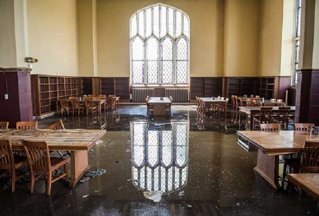 hale-library-flood