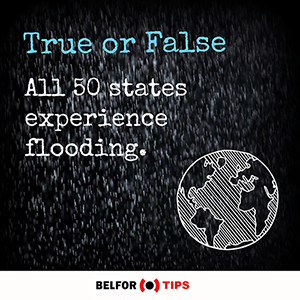 All 50 States Experience Flooding