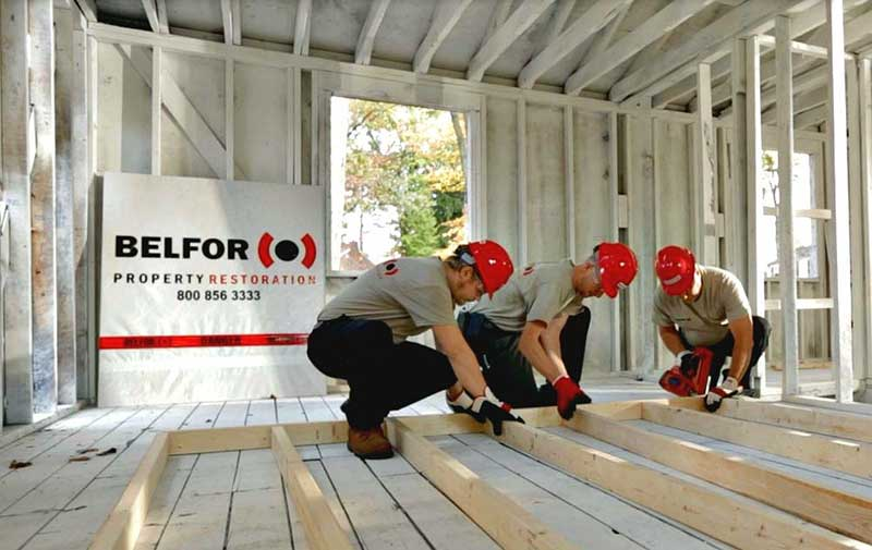 belfor-construction-framing