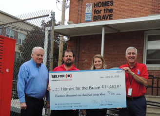 belfor-ct-donates-to-home-for-the-brave