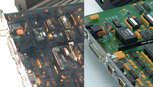 before-after-computer-circuit-board