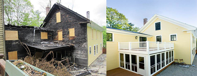 before-after residential-fire